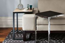 ~ home accent ~ / accent tables and lamps