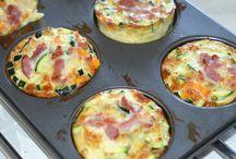 Muffins grønt