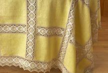 Mantelerías / Descubre las mantelerías hechas a mano en nuestra tienda online belenmagano.com