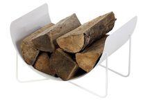 Au coin du feu / Rangement bois Organisation bois de chauffage