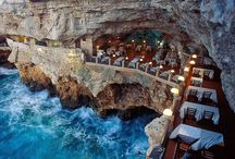 Wanna eat (drink) there