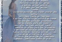 Mulher (08 de março) / Frases, legendas, quadros e textos referentes ao Dia Internacional da Mulher.