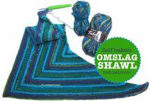 omslagdoeken / sjaals