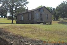 old houses / by Lu Colling