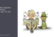 Children's Picture Books / I enjoy writing children's  picture books on a website called Storybird. You can join and write books too!   Read the books I've written here.
