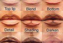 Tutoriel de lèvre
