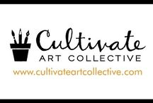 Surtex / Visit Cultivate Art Collective at SURTEX in NYC, MAY 18-19-20.  Find us in booths #224 #226