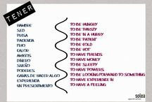 VERBS ENGLISH