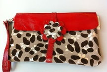 leather clutch dalmatier
