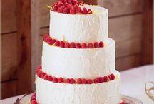 wedding cakes & desserts