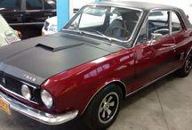 Old Brazilian Cars
