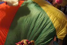 Themes & Schemes: Bedtime Books & Pajama Parties
