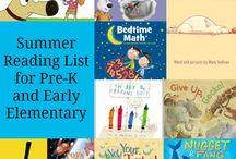 Summer reading list: Eric