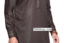 Mens Shalwar Kameez / Pakistani Men's Salwar Kameez is very graceful dress and the wearer feels charming and vigilant. This outfit is normally quite loose and comfortable.