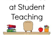 student teaching/assisting.