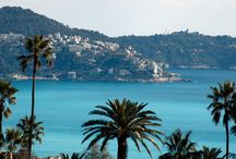 Cote d'azur / Where I live now ... But not to long I sware.