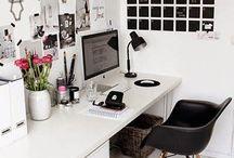 Home Office // Inspirações