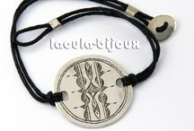 bijoux homme en argent / Bijoux homme en argent fait main pièce unique par la créatrice de la marque Laoula. Bijouterie Toulouse