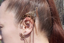 Fantasy Ear Wraps / by Mel's MakeBelieve