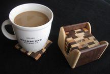 podstawki do kawy