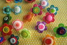 buttons / by Rose Yager