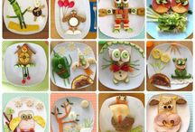 Food idea for kids  / Cute & healthy for kids