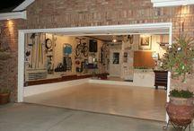 Garasje / Orden i garasjen