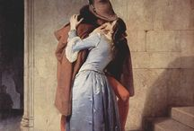My Favorite Kisses / Depictions in art or photography of beautiful kisses.