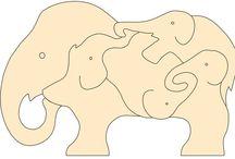 puzles de animales