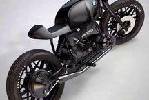 BMW Street Scrambler