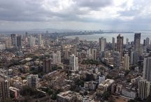 Panoramas of Mumbai / Panoramic Photographs of Mumbai's Skyline