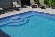 Styles / #Foreverpools new fluorescent glow in the dark glass tiles illuminate pool bottoms with intricate patterns, elegant illumination, and style. Forever Pools is a leading #swimming #pool restoration company located in #Miami, Florida.