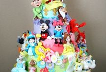 Cakes  / by Beth Merrill