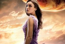 женщина и планета