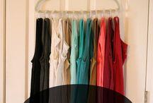 Dream House: Closet / Closet organizing/decorating/storage ideas & solutions!