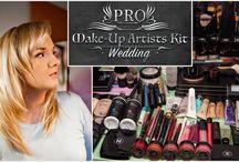 PRO Make-up Artist Kit / About professional Make-up Artist's Kit - Ideas, Tips, Tricks! Beauty secrets for everyone, who Love Make-up Art!