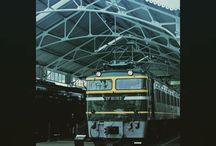 日本じゃないみたいです。 at the Museum of railway of Kyoto #railway #museum #kyoto #京都鉄道博物館 #電車写真