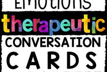 Therapeutic cards
