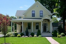 FOR THE HOME: OUTDOOR-Front yard ideas / by Lynaire Alanguilan Cacal