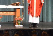 Spiritual Life / A celebration of Northwest Catholic's Catholic identity