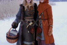 Other Cultures / Usually Norse, Finn, Celtic, Slavic stuff- myths to clothes