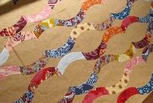Curve ruler patterns