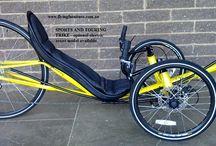 recumbents - rowery poziome