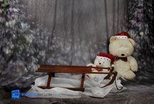 Feliz Navidad / Hola Mamis, ya tenemos preparados estos dos escenarios navideños para las fotos de los más peques de la casa. Espero que os gusten! No olvidéis realizar vuestra reserva con la máxima antelación. www.bookfotosbarcelona.es