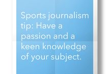 Sports journalism tips / Handy sports journalism tips from distance learning course provider, the College of Media and Publishing.