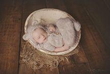 "Newborn by ""La Petite Photo'' / fotografia noworodkowa"