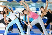 Спорт и фитнес / Всё о спорте и фитнесе для женщин