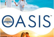Oasis / Introducing OASIS by Minto, a new style of 55+ communities created with today's more active, independent, and outgoing generation of Baby Boomers in mind. Coming soon to Daytona Beach! For more information visit  http://www.minto.com/florida/new-homes/projects/Oasis~887.html