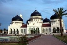 Indonesian Mosque