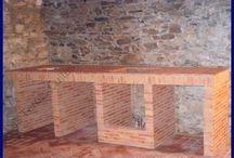 Réalisations en briques